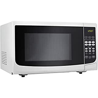 Danby DMW111KWDB Microwave Oven, 1.1 Cu Ft, 1000 Watts, White (B0052G51AQ) | Amazon price tracker / tracking, Amazon price history charts, Amazon price watches, Amazon price drop alerts