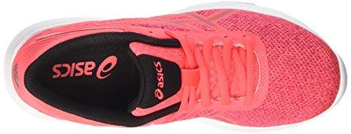 Asics Nitrofuze, Zapatillas De Gimnasia para Mujer Varios colores (Diva Pink /         Black /         White)