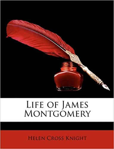 Book Life of James Montgomery