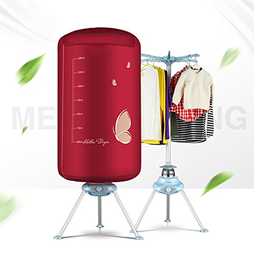 Power saving Warm Quick dry Clothing dryer rack,Lightweight
