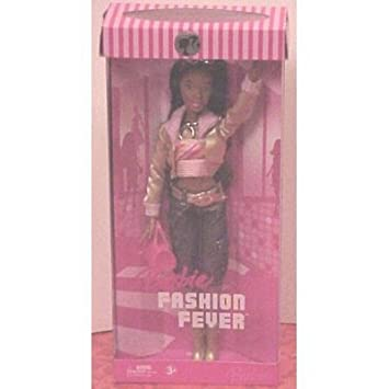 Barbie Fashion Fever Nikki Doll African American by Barbie