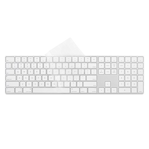Moshi ClearGuard MK for Magic Keyboard (with Numeric Keypad, US layout))