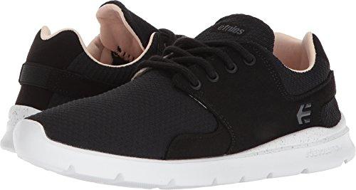 Etnies Women's Scout XT W's Skate Shoe, Black/Pink/White, 6 Medium US
