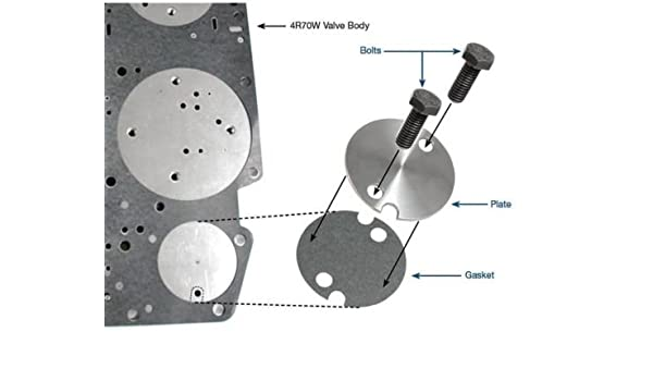 Amazon com: Ford 4R70W 4R75W Transmissions Valve Body