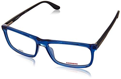 Carrera 6643 Eyeglass Frames CA6643-0KYQ-5616 - BlueBlack Frame Lens Diameter 56mm Distance