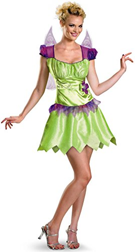 Womens Tinker Bell Rainbow Classic (As Shown;12 To 14) -