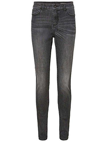 Donna Moda Vero Jeans 32 10203967 Grigio 0fZx6Hq