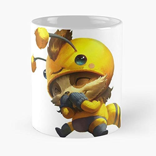 Amazon.com: Beemo Teemo League Of Legends Lol - Funny ...