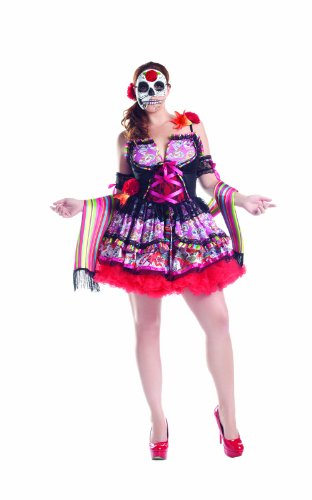 Party (Day Of The Dead Adult Costumes)