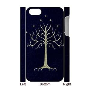 Custom iPhone 4,4S Case, Zyoux DIY Brand New 3D iPhone 4,4S Case - the lord of the rings