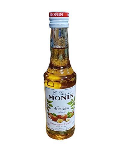 Monin Hazelnut Syrup, 250 ml