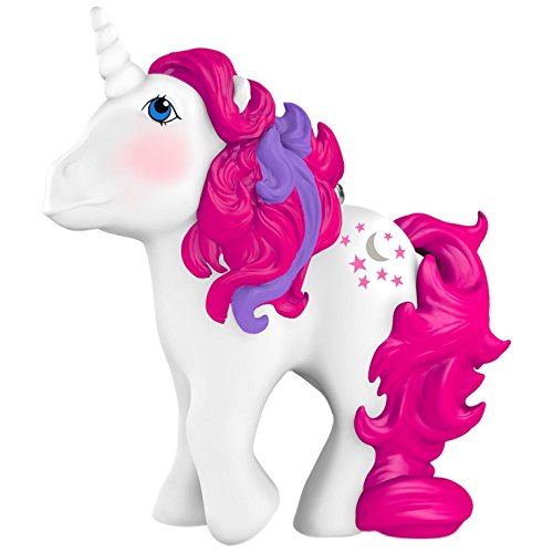 Unicorn Keepsake (Hallmark Keepsake 2017 My Little Pony Moondancer Christmas Ornament)