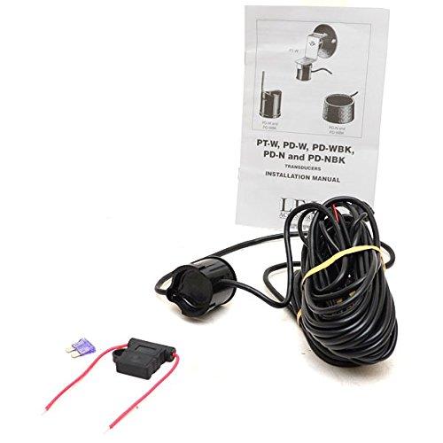 Lowrance Boat Transducer PDRT-WSU | Tracker Remote Temperature 200 kHz (Lowrance Gps Manual)