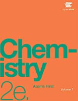 Chemistry: Atoms First 2e, Volumes 1 & 2 (Cover May Vary)