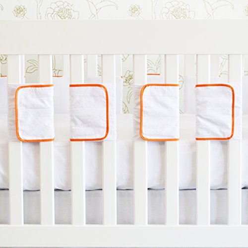 Oliver Ventilated Bumpers Orange White product image