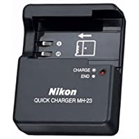 MH-23 MH23 Battery Charger Power Adapter For Nikon EN-EL9 D40X D40 D60 D3000 D5000 D8000 EN EL9 EN EL9A