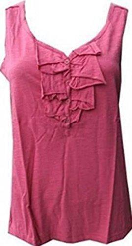 Camiseta de tirantes Mujer de Eddie Bauer Coral