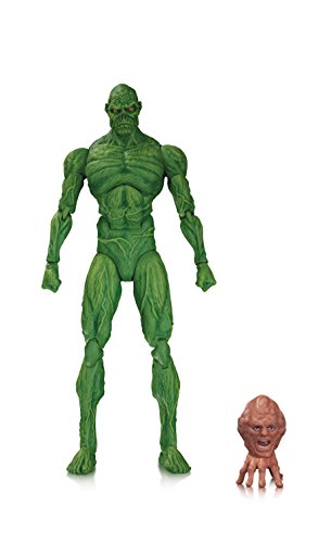 DC Collectibles DC Comics Icons: Swamp Thing with Un-Man from Dark Genesis Action Figure