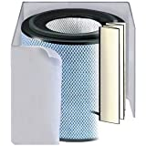 Replacement filter for Austin Air HealthMate Jr. Air Purifier (White Color)