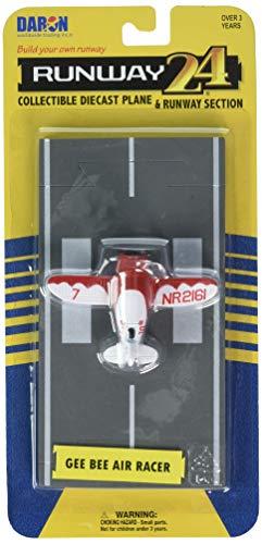 (Daron Worldwide Trading Runway24 Gee Bee Racer Vehicle)