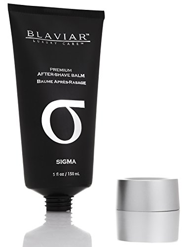 Blaviar | Ultra-Luxury Eau de Cologne After-Shave Balm, 5 fl oz / 150 mL (Sigma)