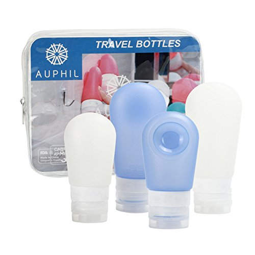I love these travel bottles!