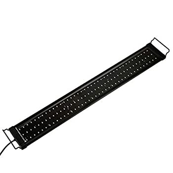 NICREW ClassicLED Plus LED Aquarium Light Full Spectrum Fish Tank Light for Freshwater 30 to 36Inch