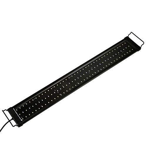 NICREW ClassicLED Plus LED Aquarium Light, Full Spectrum Fish Tank Light for Freshwater, 30 to 36-Inch