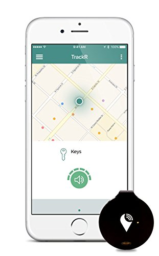 TrackR bravo Bluetooth Tracking Device. Key Tracker. Phone Finder. Wallet Locator. Generation 2.5