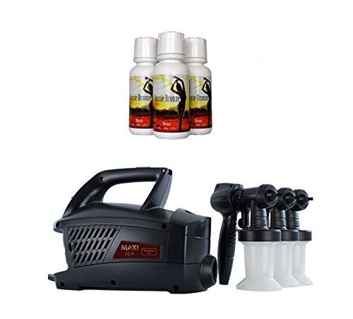 (MaxiMist Evolution TNT Spray Tanning System (HVLP))
