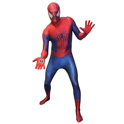 Amazon.com: Morphsuit - The Amazing Spider-Man 2 - Adult ...