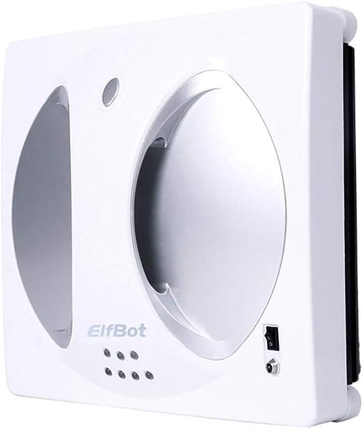 Elfbot Robot limpiador de ventanas para armazón/menos ventanas de alta construcción, control remoto Smart aspiradora robot limpiador de vidrio automático limpiador de ventanas limpieza automática de ventanas: Amazon.es: Hogar