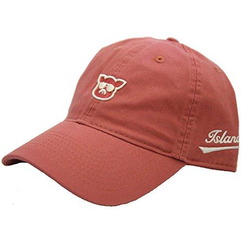 Islanders Pig Face Twill Dad Hat Nantucket Red, Nantucket Red, One Size (Brass Antique Islander)