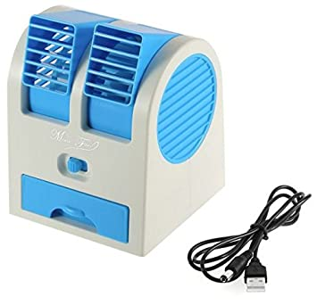 fan air conditioner. dtes portable mini air conditioner desk cooler cooling fan