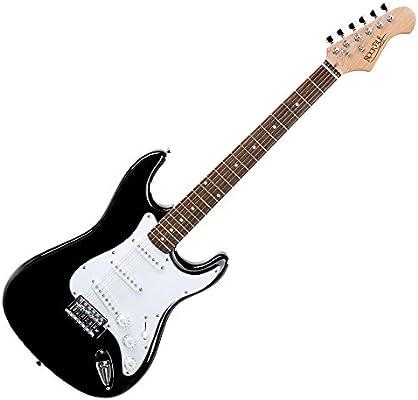 Rocktile 19331 - Pack guitarra eléctrica Banger 7 piezas, color ...