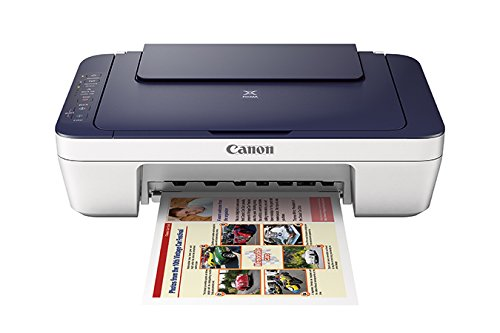 Canon PIXMA MG3022 Wireless Inkjet All-in-One Printer, 8 ipm Black, 4800x600 Color,...
