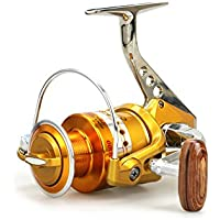 Spinning Fishing Reels Lightweight Ultra Smooth Powerful...