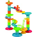 Edushape Bounce A Marble Racetracks, 30Piece Set (809801)