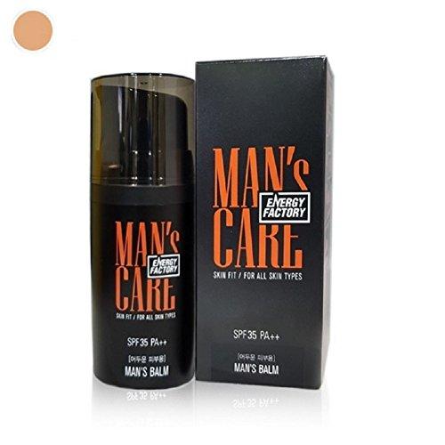 All-In-One Energy Factory Men's Balm Homme 50ml Men's BB cream K-beauty -