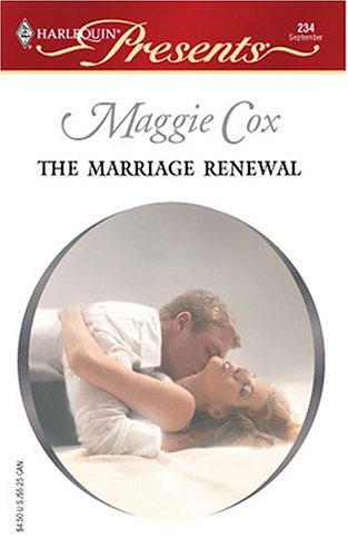 book cover of The Marriage Renewal