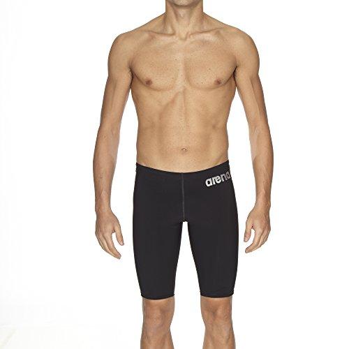 arena Herren Schwimm-Wettkampfhose Powerskin ST, Black, 4, 27157