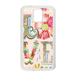 SamSung Galaxy S5 G9006V Cartoon Phone Back Case DIY Art Print Design Hard Shell Protection FG040710