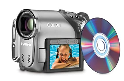 Review Canon DC40 4.3MP DVD