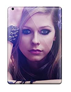 Hot Tpu Cover Case For Ipad/ Air YY-ONE Skin - Celebrity Avril Lavigne