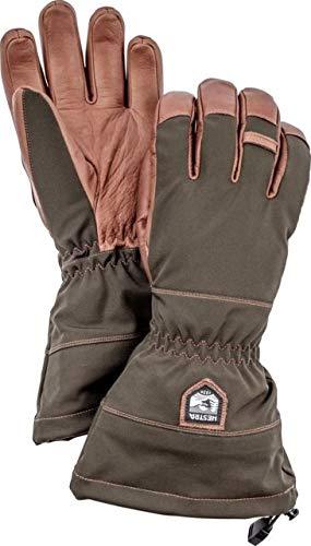 Hestra Hunters Gauntlet CZone 5 Finger Glove - Unisex, Dark forest, 7, 38600-861-07