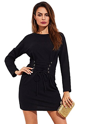 casual corset dress - 6