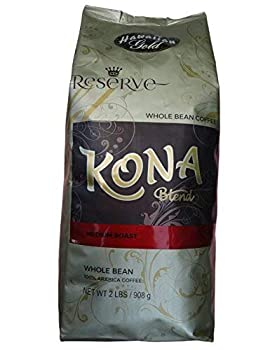 Hawaiian Gold Blend Kona Coffee