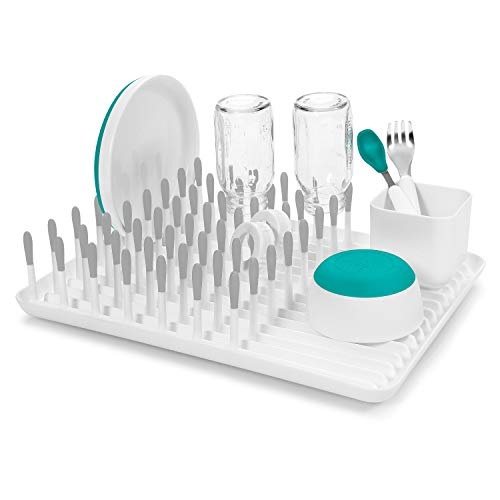 OXO TOT Bottle & Cup Cleaning Set, Gray by OXO (Image #10)