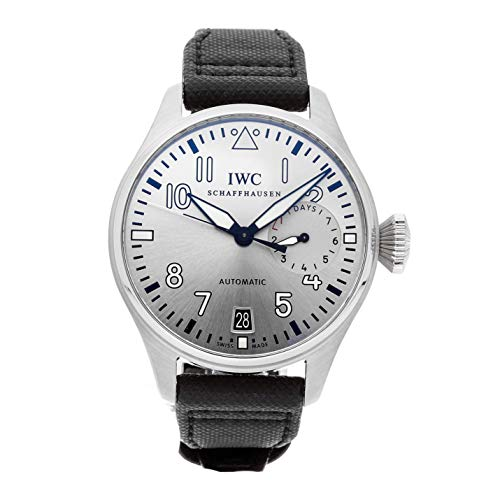 IWC Pilot Mechanical (Automatic) Silver Dial Mens Watch IW5009-06 (Certified ()