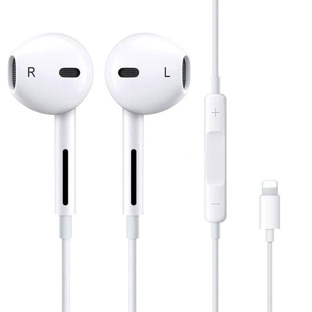 Luvfun In-Ear Cuffie Auricolari con Telecomando e Microfono,Isolamento del  Rumore 012c55ebc5b4